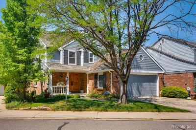 Single Family Home Active: 7029 South Locust Place