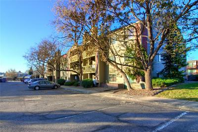 Arvada Condo/Townhouse Active: 6388 Oak Court #205