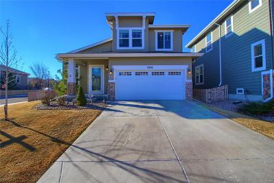 Highlands Ranch Firelight Single Family Home Under Contract: 3232 Green Haven Circle