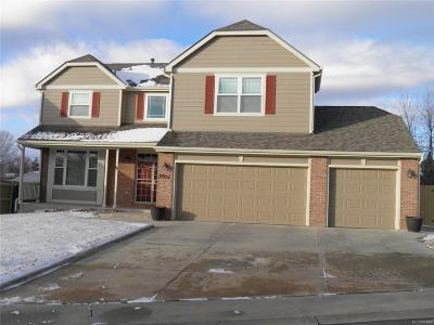 Thornton Single Family Home Active: 2957 Signal Creek Place