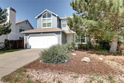 Castle Rock Single Family Home Under Contract: 5713 Wagonwheel Trail