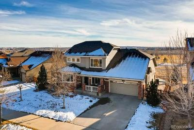 Broomfield Single Family Home Active: 4440 Red Deer Trail