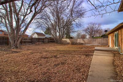 Denver Single Family Home Active: 5542 Crown Boulevard