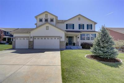 Erie Single Family Home Active: 1371 Clayton Way