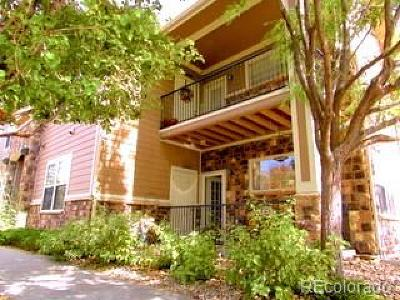 Parker Condo/Townhouse Active: 10805 South Twenty Mile Road #101