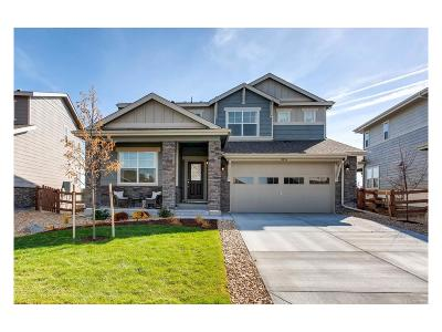 Aurora, Denver Single Family Home Active: 8036 South Grand Baker Way