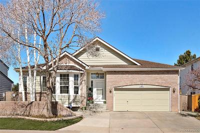 Northglenn Single Family Home Under Contract: 1493 West 111th Place