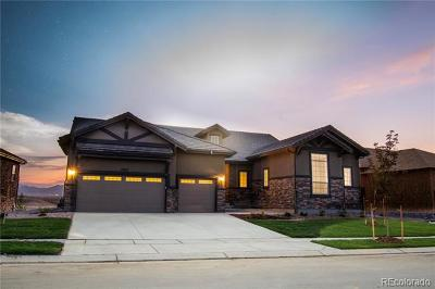 Broomfield Single Family Home Active: 15675 Deer Mountain Circle