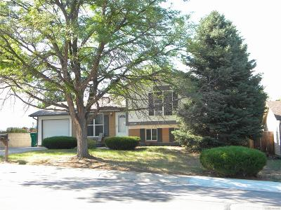 Aurora Single Family Home Active: 2209 South Mobile Way