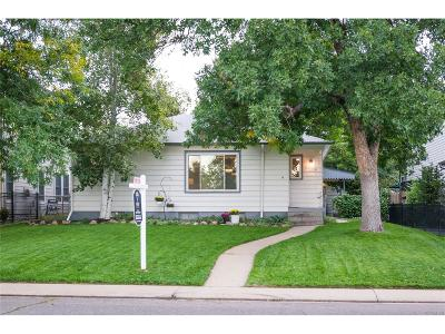 Denver Single Family Home Active: 1250 South Monroe Street