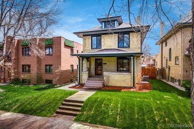 Single Family Home Active: 1334 Milwaukee Street