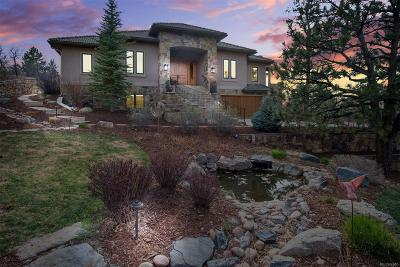 Castle Rock CO Single Family Home Active: $1,150,000
