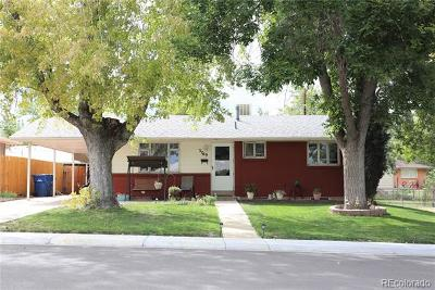 Single Family Home Under Contract: 3769 South Green Court