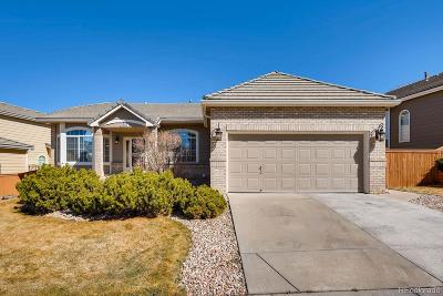 Highlands Ranch Single Family Home Under Contract: 3305 White Oak Lane