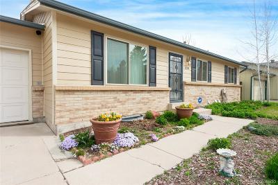 Littleton Single Family Home Active: 8749 West Fremont Avenue