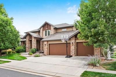 Broomfield Single Family Home Active: 4534 Fairway Lane