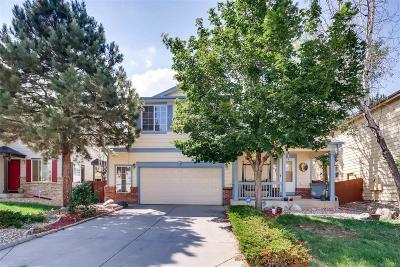 Denver Single Family Home Active: 4883 Durham Court