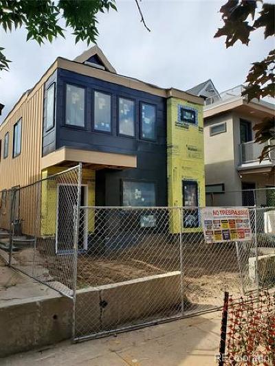 Highland Single Family Home Active: 3511 Mariposa Street
