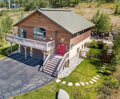 Steamboat Springs Single Family Home Active: 235 Caribou Lane