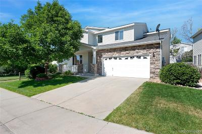 Longmont Single Family Home Active: 1267 Cumberland Drive