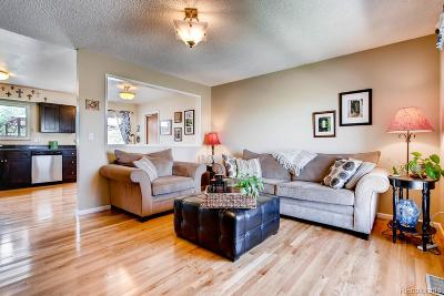 Single Family Home Under Contract: 12240 West Quincy Avenue