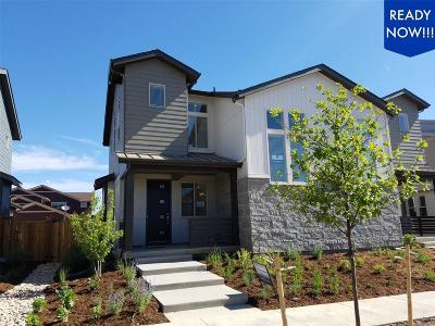 Denver CO Condo/Townhouse Active: $499,224