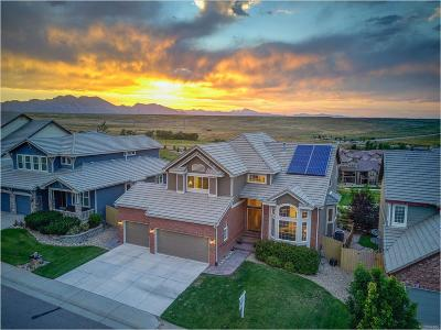 Superior Single Family Home Under Contract: 3121 West Torreys Peak Drive