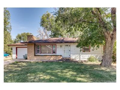 Evergreen, Arvada, Golden Single Family Home Active: 860 Salvia Street
