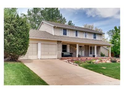 Willow Creek Single Family Home Under Contract: 7787 South Valentia Street