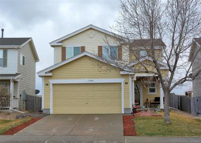 Longmont Single Family Home Under Contract: 10408 Butte Drive