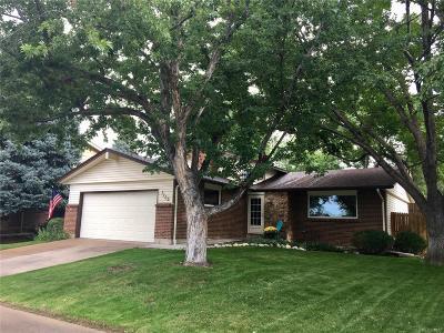 Centennial Single Family Home Active: 7160 South Eudora Court