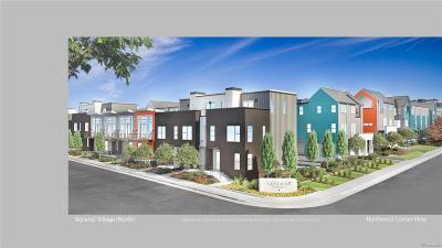 Denver Condo/Townhouse Active: 3510 East 31st Avenue