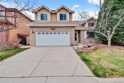 Highlands Ranch Single Family Home Active: 9792 Foxhill Circle