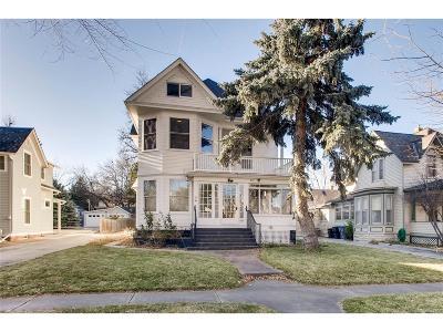 Longmont Single Family Home Active: 317 Bross Street
