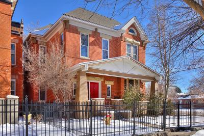 Denver Single Family Home Active: 2300 North Marion Street