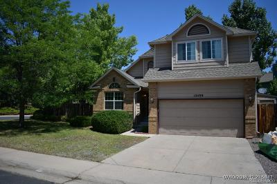 Arvada Single Family Home Active: 12499 West 84th Drive