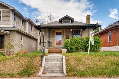 Denver Single Family Home Active: 1130 South Josephine Street
