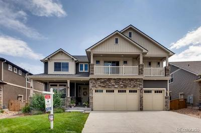 Castle Rock Single Family Home Active: 3818 Hourglass Avenue