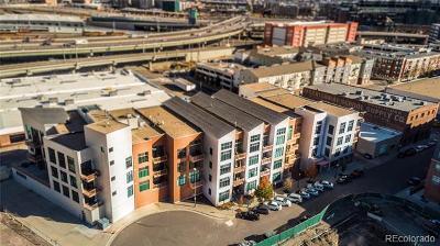 Denver Single Family Home Under Contract: 3100 Huron Street #3E