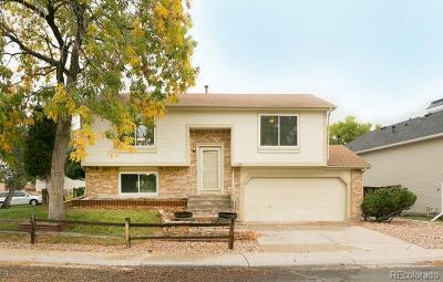 Broomfield Single Family Home Under Contract: 330 Mulberry Circle