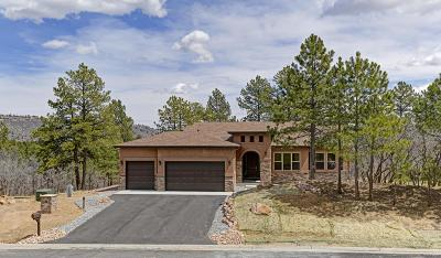 Larkspur CO Single Family Home Under Contract: $764,900