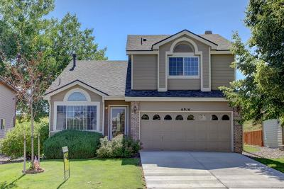 Littleton Single Family Home Under Contract: 6916 South Dover Way