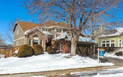 Highlands Ranch Single Family Home Active: 9367 Harvard Drive