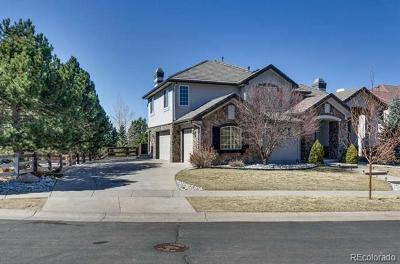 Arapahoe County Single Family Home Active: 7495 South Coolidge Way