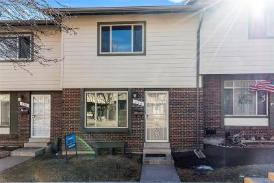 Condo/Townhouse Active: 508 South Carr Street #118