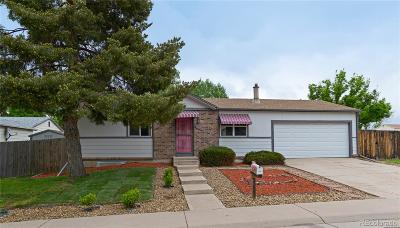 Aurora, Denver Single Family Home Active: 4280 South Quintero Way