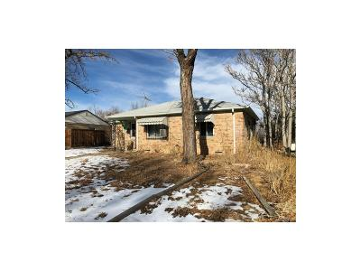 Denver Single Family Home Under Contract: 2261 West Custer Place