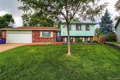 Denver Single Family Home Active: 4685 South Garland Way