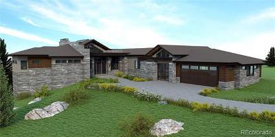 Castle Rock Single Family Home Active: 7436 Sapphire Pointe Boulevard