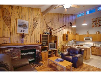 Steamboat Springs Condo/Townhouse Under Contract: 3025 Columbine Drive #22